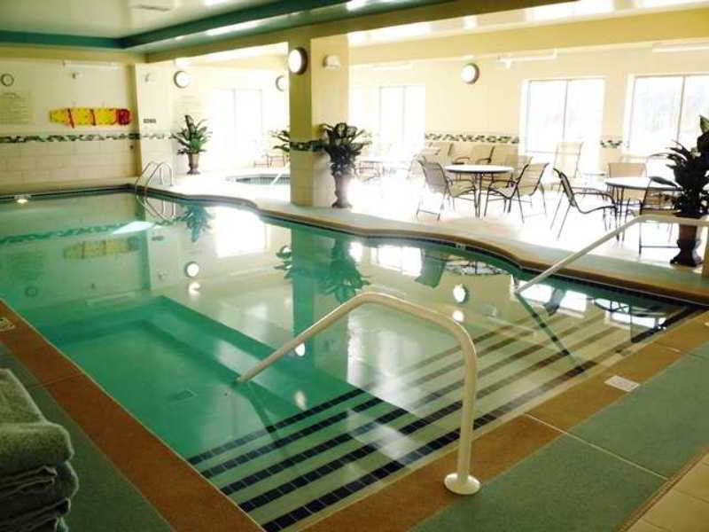 Hampton Inn & Suites Flint/Grand Blanc Hallenbad