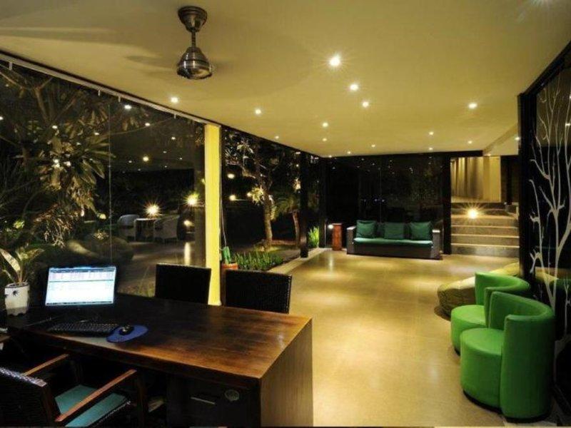 Denbukit Residence & Suite Lounge/Empfang