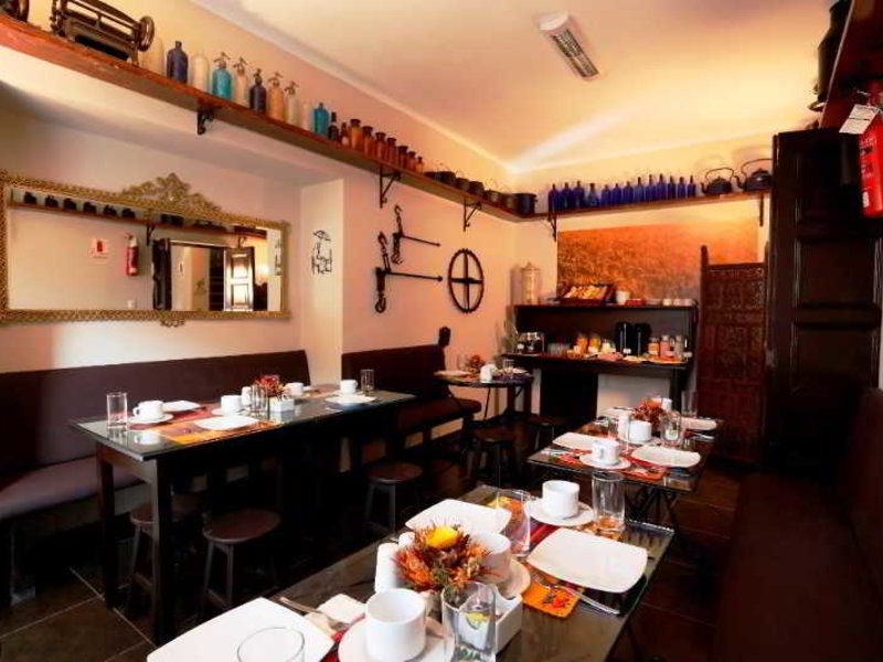 Casa Suyay Restaurant