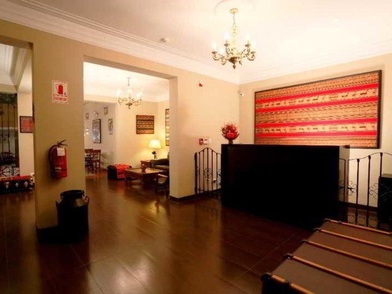 Casa Suyay Lounge/Empfang