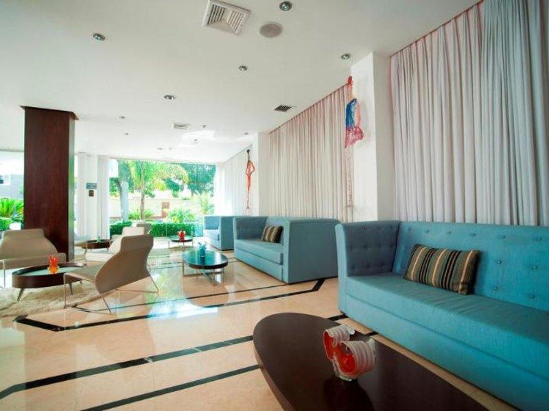 Radisson Hotel San Isidro Lounge/Empfang