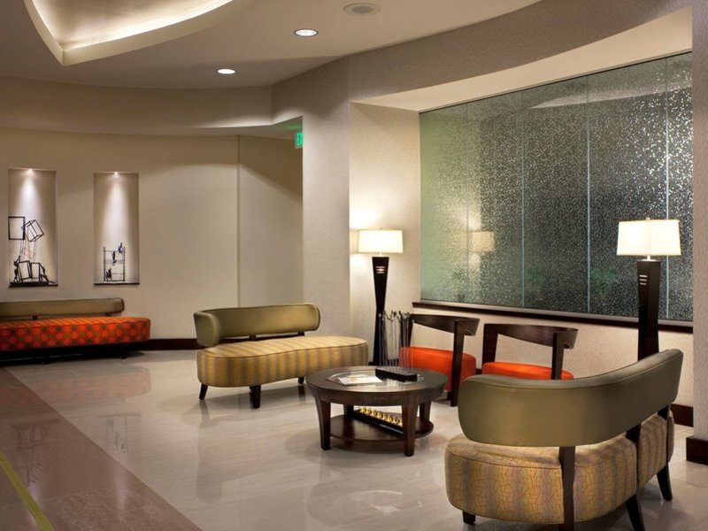 Hilton Garden Inn Denver/Cherry Creek Lounge/Empfang