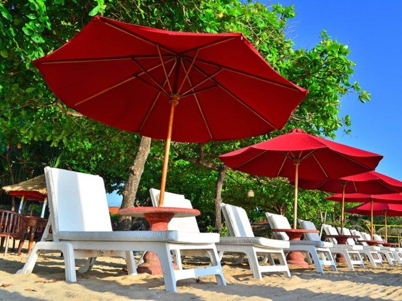 Inna Sindhu Beach Terrasse
