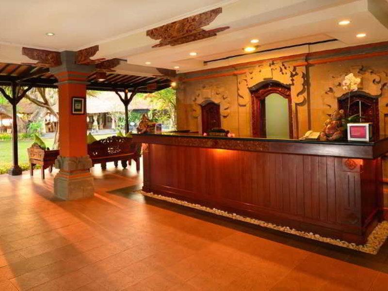 Inna Sindhu Beach Lounge/Empfang