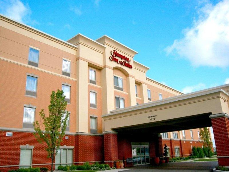 Hampton Inn & Suites Flint/Grand Blanc Außenaufnahme