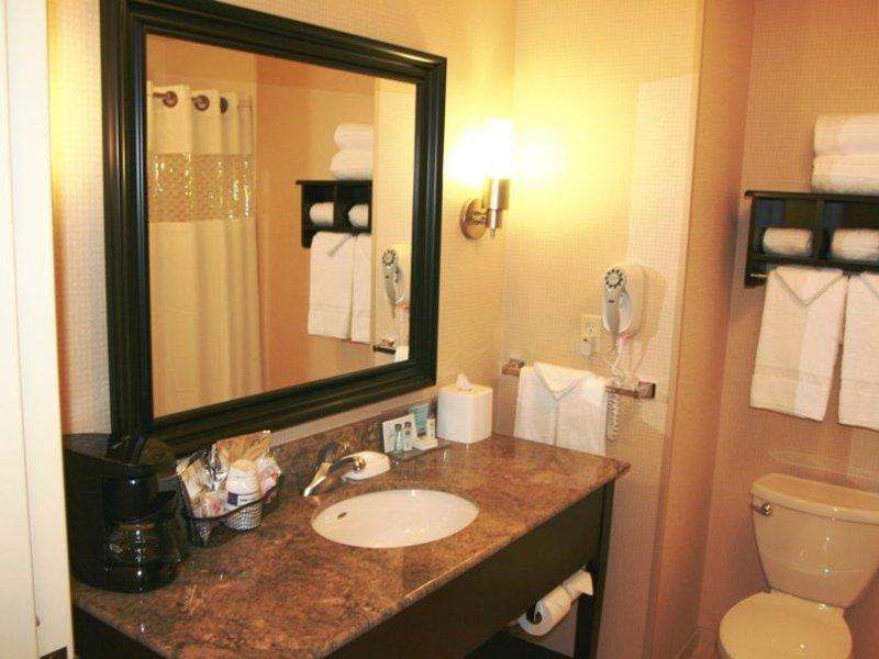 Hampton Inn & Suites Flint/Grand Blanc Badezimmer