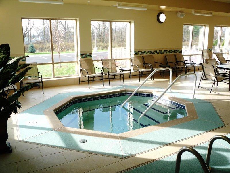 Hampton Inn & Suites Flint/Grand Blanc Pool