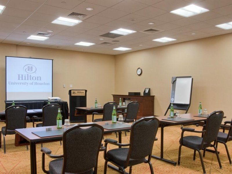 Hilton University of Houston Konferenzraum