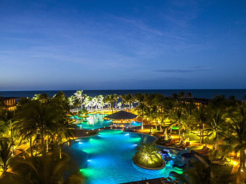Carmel Cumbuco Resort Landschaft