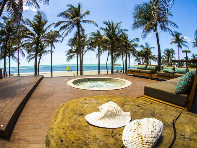 Carmel Cumbuco Resort Strand