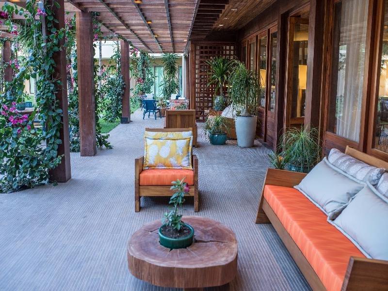 Carmel Cumbuco Resort Lounge/Empfang