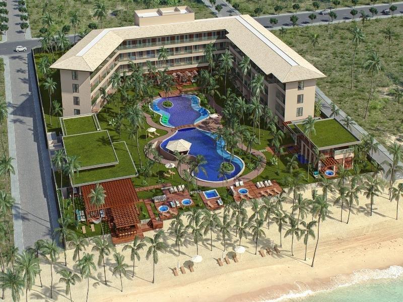 Carmel Cumbuco Resort Außenaufnahme