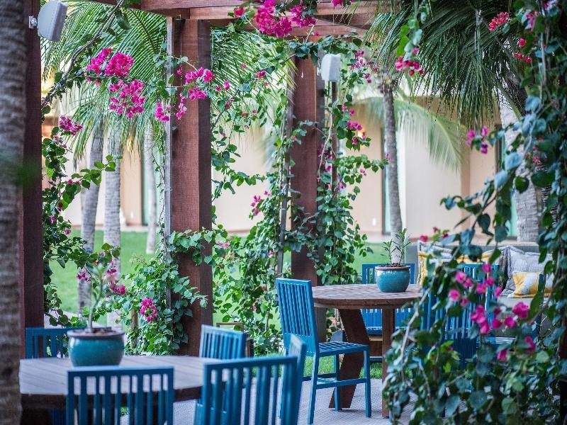 Carmel Cumbuco Resort Terrasse