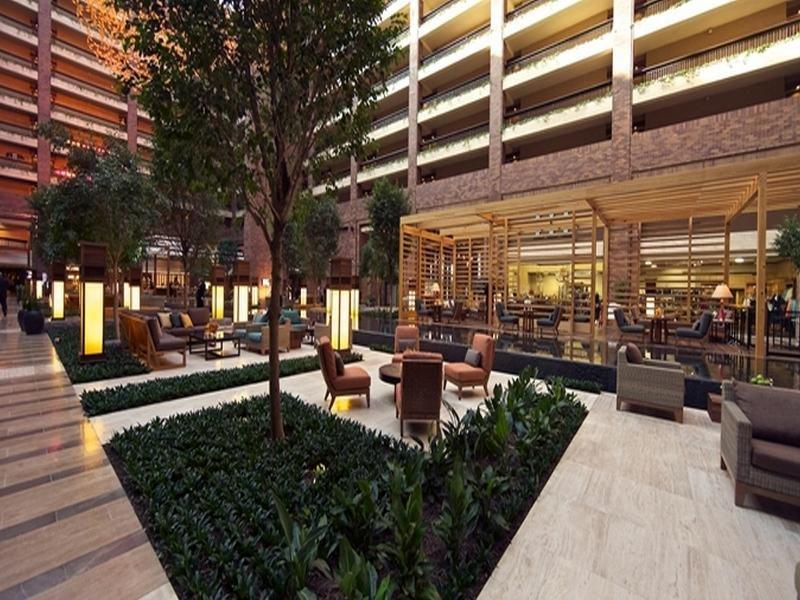 Hilton Anatole Terrasse