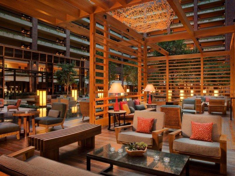 Hilton Anatole Lounge/Empfang