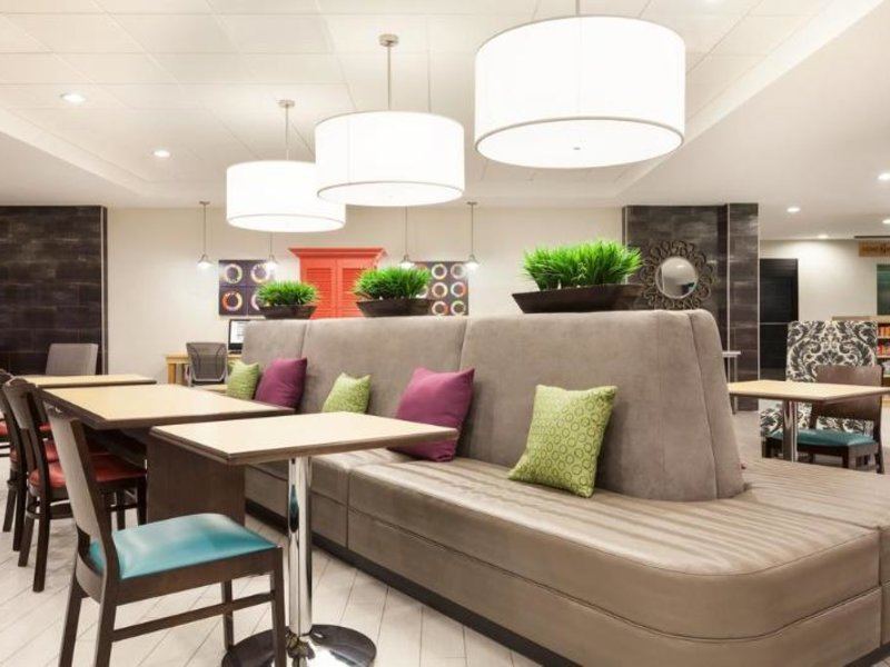 Home2 Suites by Hilton Amarillo Lounge/Empfang
