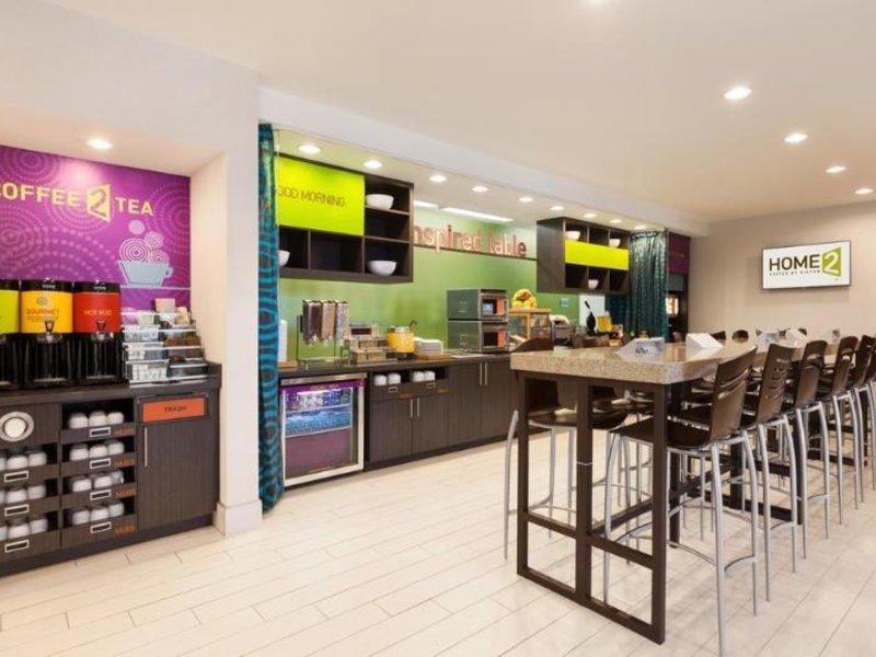 Home2 Suites by Hilton Amarillo Restaurant