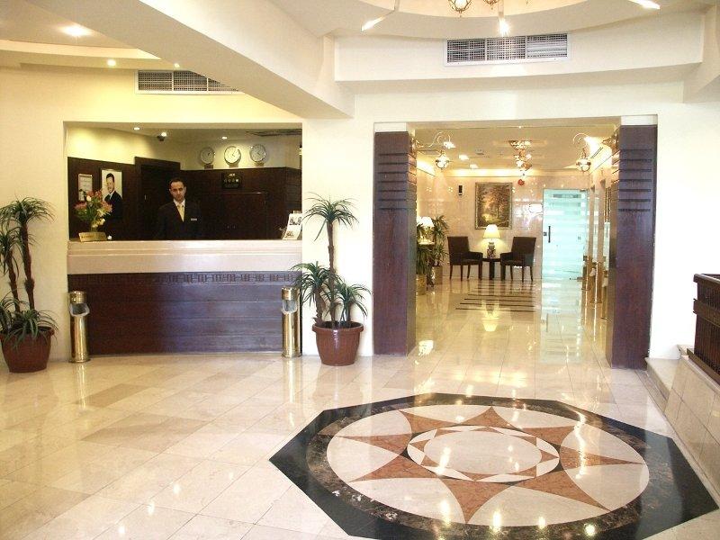 Belle Vue Amman Lounge/Empfang
