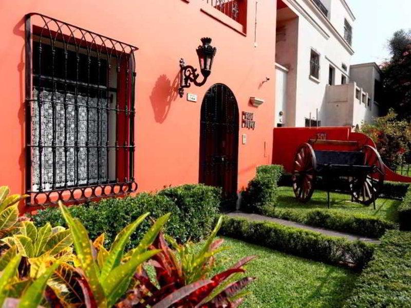 Casa Suyay Garten