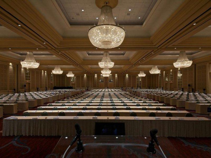 Hilton Anatole Konferenzraum