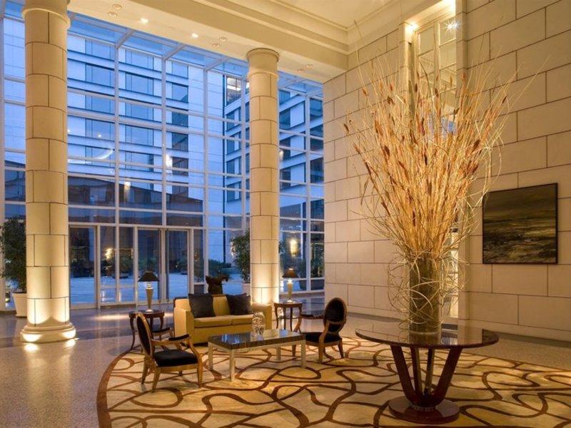 Park Hyatt Mendoza Lounge/Empfang