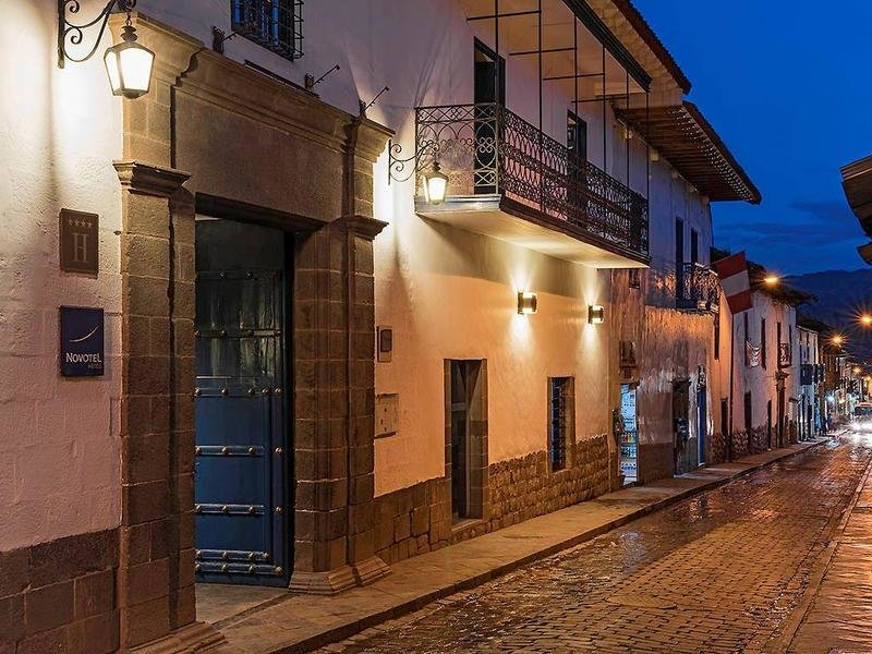 Novotel Cusco Außenaufnahme