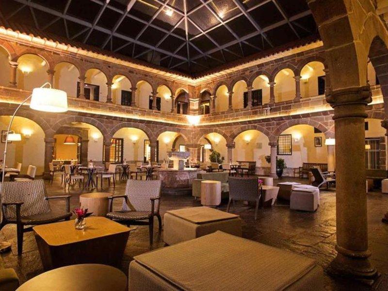 Novotel Cusco Lounge/Empfang