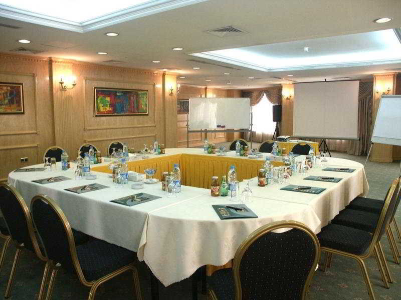 Belle Vue Amman Konferenzraum
