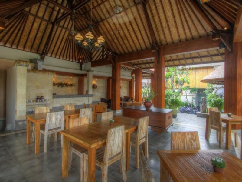 Inata Monkey Forest Hotel Ubud Konferenzraum