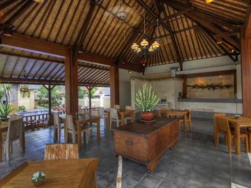 Inata Monkey Forest Hotel Ubud Restaurant
