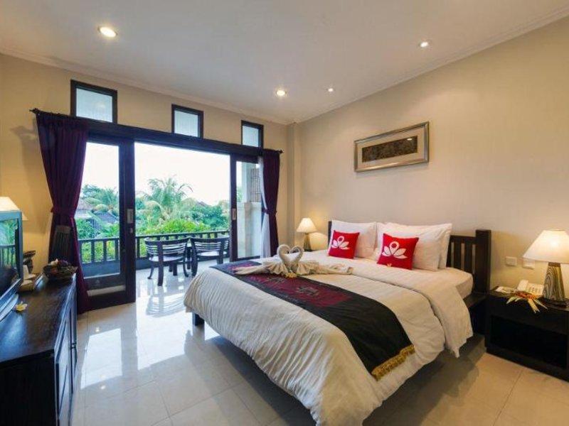 Inata Monkey Forest Hotel Ubud Wohnbeispiel