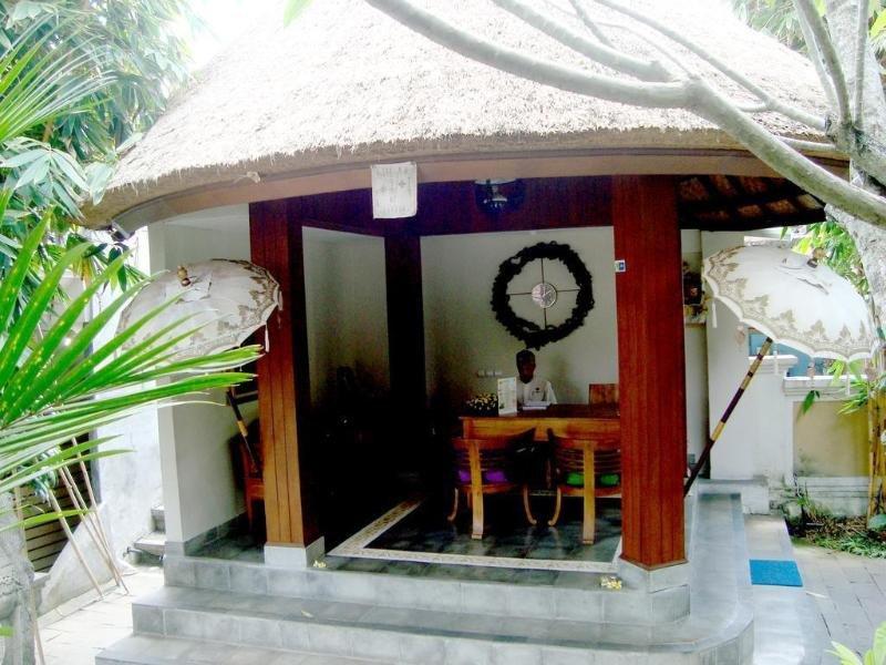 Inata Monkey Forest Hotel Ubud Modellaufnahme