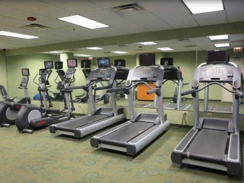 SpringHill Suites Chicago O´Hare by Marriott Sport und Freizeit