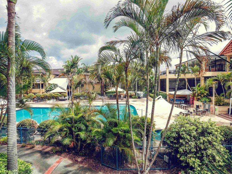 Mercure Gold Coast Resort Garten