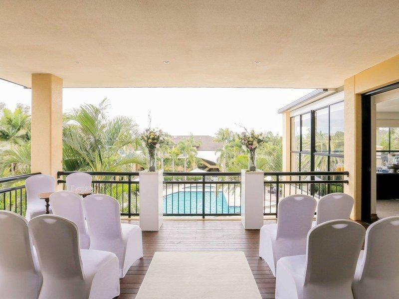 Mercure Gold Coast Resort Lounge/Empfang