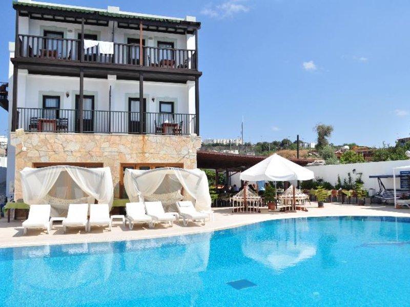 Salinas Hotel Bodrum Restaurant