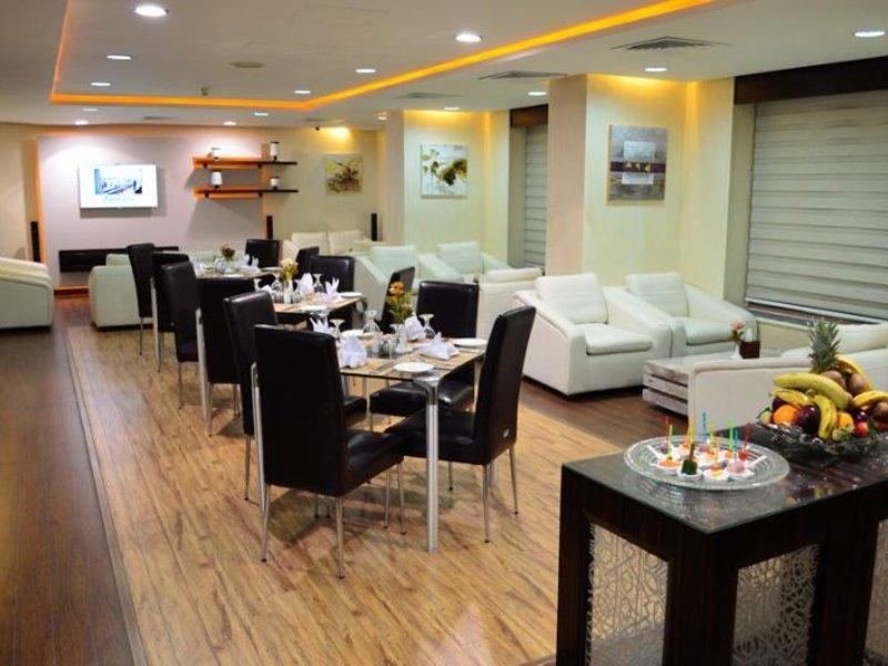 Belle Vue Amman Restaurant