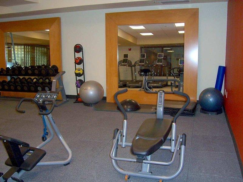 DoubleTree by Hilton Colorado Springs Sport und Freizeit