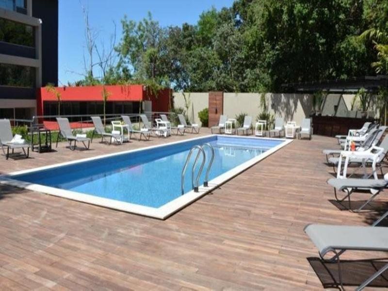 Savoy Hotel Encarnacion Pool