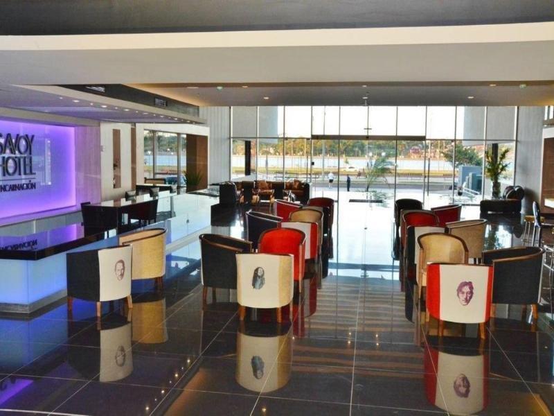 Savoy Hotel Encarnacion Bar