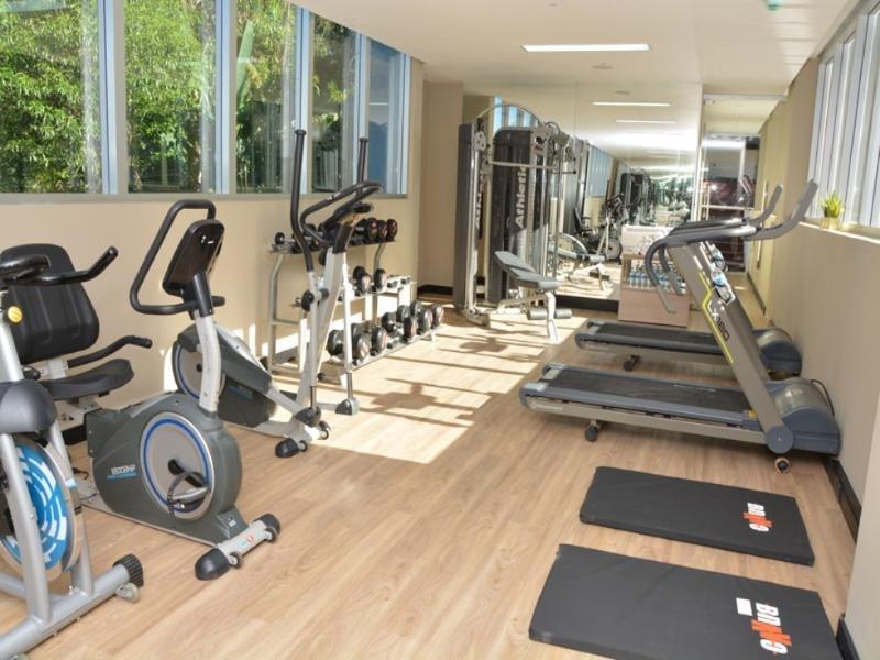 Savoy Hotel Encarnacion Sport und Freizeit