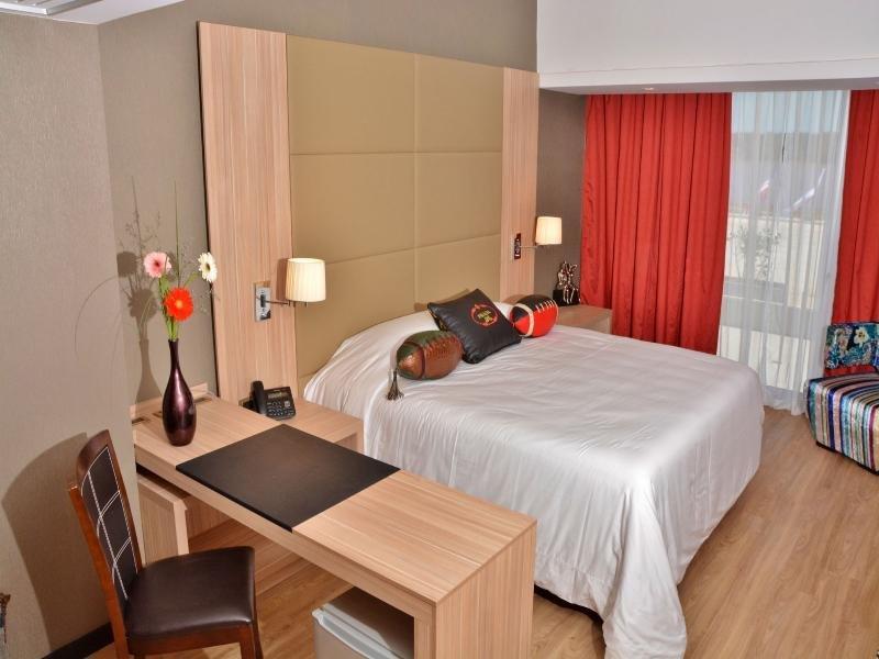 Savoy Hotel Encarnacion Wohnbeispiel