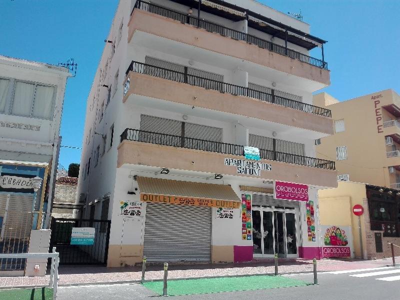 Apartamentos Oropesa Playa 3000 Außenaufnahme