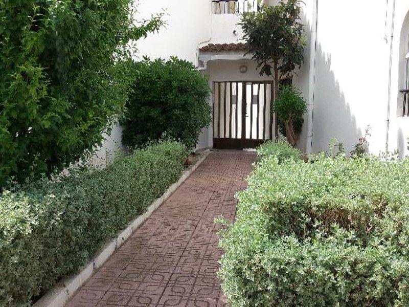 Apartamentos Entreplayas 3000 Garten