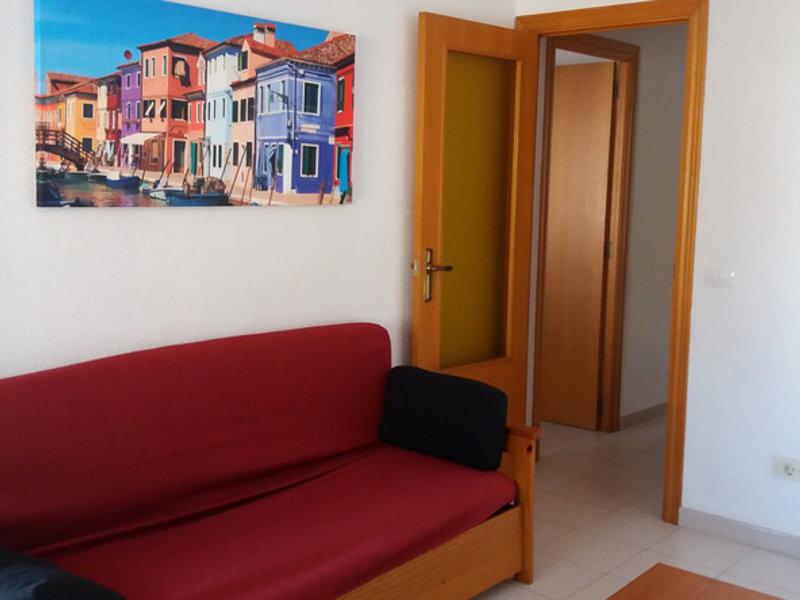 Apartamentos Entreplayas 3000 Wohnbeispiel