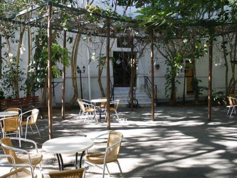 Sercotel Hotel San Alejandro  Terrasse