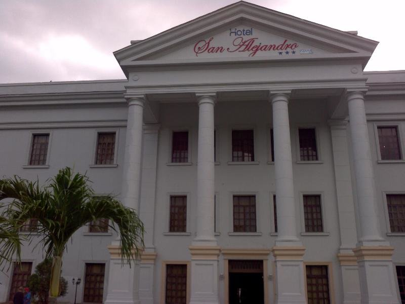 Sercotel Hotel San Alejandro  Außenaufnahme