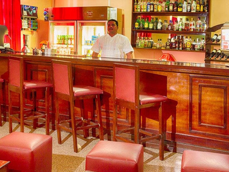 Sercotel Hotel San Alejandro  Bar