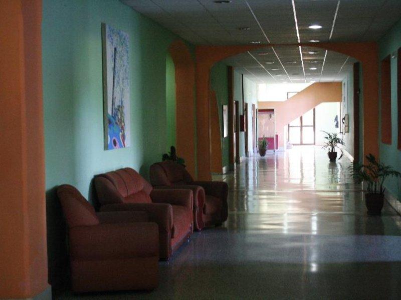 Sercotel Hotel San Alejandro  Lounge/Empfang