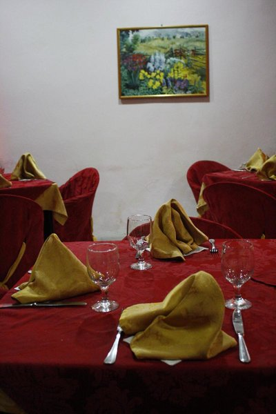 Sercotel Hotel San Alejandro  Restaurant